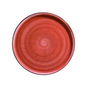 APSGRM32PZ  Πιάτο Ρηχό Πίτσας πορσελάνης 32cm, Passion, BONNA