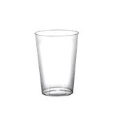 2770-21 Πλαστικό ποτήρι PS μίας χρήσης 23cl διαφανές