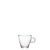 EASYBAR /10CL Γυάλινο Φλυτζάνι Espresso 10cl, Φ6,4x6,2cm, Σειρά EASY BAR, BORMIOLI ROCCO, Ιταλίας