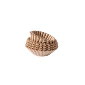 208656 Σετ 1000 Φίλτρα Καφέ Φ25x7cm για καφετιέρες π.χ. Hendi, Bravilor & Animo, HENDI