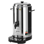 211205 Καφετιέρα Φίλτρου 10 Λίτρων Διπλού Τοιχώματος 1500W, «PERCOLATOR», HENDI