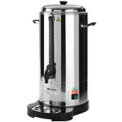 211304 Καφετιέρα Φίλτρου 15 Λίτρων Διπλού Τοιχώματος 1500W, «PERCOLATOR», HENDI