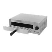 220306 Ηλεκτρικός Φούρνος Πίτσας έως Φ30cm, 1300W, με χρονόμετρο, HENDI