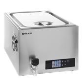 225448 Ηλεκτρικό Σύστημα Μαγειρέματος Sous-Vide GN 1/1, 20 λίτρων, 600W, HENDI