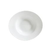 178-0007 Πιάτο πορσελάνης ζυμαρικών οβαλ 30cm, ALAR