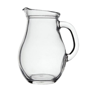 BISTRO-1000ML Κανάτα γυάλινη 1000 ml, PASABAHCE