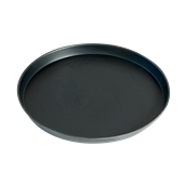 TLN3625 Ταψί Πίτσας «Blue steel» φ36x2.5cm, Ιταλικής Κατασκευής
