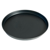 TLN4525 Ταψί Πίτσας «Blue steel» φ45x2.5cm, Ιταλικής Κατασκευής