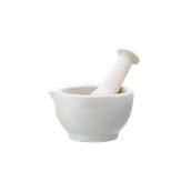 KCMPB Γουδί με γουδοχέρι, από πορσελάνη, φ10cm, KitchenKraft
