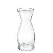 INDRO/500 Κανάτα γυάλινη 0,5lt, φ8.2x19.6cm, Σειρά INDRO, BORGONOVO, Iταλίας