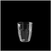 5005-21 Ποτήρι Πλαστικό 35cl, SAN Διαφανέs