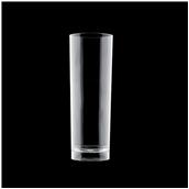 2890-21 Πλαστικό ποτήρι SAN πισίνας 24cl διαφανές