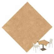 PK10-P Τραπεζομάντηλο 1x1m, σκληρό χαρτί RUSTICO