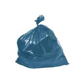 BBR-45X75 Σακούλες 45x75cm χύμα (με το κιλό) χοντρές μπάζων, μεγάλης αντοχής, μπλε