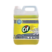 CIF-7517872/5LT Υγρό απορρυπαντικό 5lt γενικού καθαρισμού, με άρωμα λεμόνι, Cif