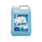 CAJOLINE-7508498/5LT Υγρό μαλακτικό πλυντηρίων ρούχων 5lt, με άρωμα φρεσκάδας, Cajoline