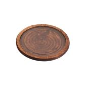 359/25 Δίσκος Σερβιρίσματος μεTζάμιTemperedΦ25x1,8cm