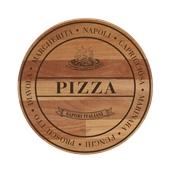 26803 Πλάκα Σερβιρίσματος Φ30x1,9cm, από Οξυά, γιαPizza