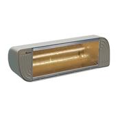 IC1006-AL/N Αδιάβροχο Θερμαντικό υπερύθρων 2KW, Μπεζ, χαμηλού φωτισμού