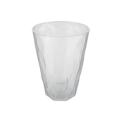 5876-21 Πλαστικό ποτήρι Coctail PP μίας χρήσης 41cl διαφανές
