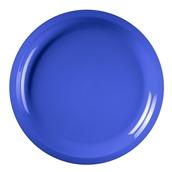 2756-34 Πιατέλα πλαστική στρογγυλή PP 29cm μπλε
