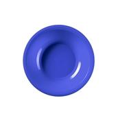 2757-34 Πιάτο πλαστικό σούπας PP 19.5cm μπλε