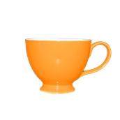 CP1-40/OR Κούπα πορσελάνης 400cc, πορτοκαλί, LUKANDA