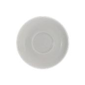 SC1-38/LGR Πιατάκι πορσελάνης για φλυτζάνι 380cc, ανοιχτό γκρι, LUKANDA