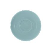 SC1-38/RB Πιατάκι πορσελάνης για φλυτζάνι 380cc, ραφ μπλε, LUKANDA