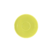 SC1-09/AGN Πιατάκι πορσελάνης για φλυτζάνι 90cc, ανοιχτό πράσινο, σειρά Rio, LUKANDA