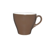 CP1-38/BR Φλυτζάνι πορσελάνης 380cc, καφέ, LUKANDA