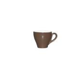 CP1-09/BR Φλυτζάνι πορσελάνης 90cc, καφέ, σειρά Rio, LUKANDA