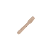 210BICE Κουτάλι Ξύλινο 9,5cm, Μιας χρήσης