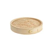 209bbdim20lid Καπάκι Φ20x3cm από Bamboo, κατάλληλο για το 209BBDIM20
