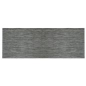 AVARITO31 Runner PVC/PET, 45x120cm, σκούρο γκρι, abert Ιταλίας