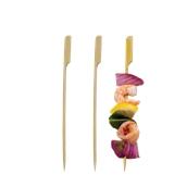 209BBTG150 Σουβλάκια-Sticks 15cm από Bamboo Σειρά «Teppo Gushi», Χωρίς ετικέτα