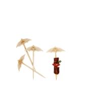 209BBPARA9 Sticks 9cm σε σχήμα ομπρέλας «Chiba», Ξύλινα