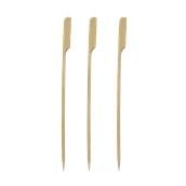 209BBTG180 Σουβλάκια-Sticks 18cm από Bamboo Σειρά «Teppo Gushi», Χωρίς ετικέτα