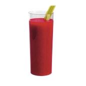 210VLONG30 Ποτήρι σωλήνας 30cl, Φ5,9x15,2cm, PP πλαστικό, μιας χρήσης