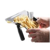 642559 Χωνί/Scoop Ανοξείδωτο για τηγανητές πατάτες 17x17cm, HENDI
