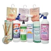 5-STAR/B Πακέτο καθαριότητας με 7 προϊόντα για ξενοδοχεία χωρίς εσωτερικό laundry
