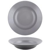 181-0006 Πιάτο ζυμαρικών 29cm, StoneWare, ανθρακί