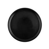 181-0004 Πιάτο πίτσας 30cm, StoneWare, μαύρο