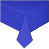 TCA145-075075-BL Τραπεζομάντηλο από αδιάβροχο, αλέκιαστο ύφασμα, 145gr/m2, 75x75cm, μπλε