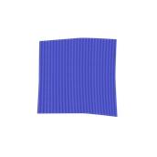 TRC90-075075-BL Τραπεζομάντηλο από ύφασμα 90gr/m2, 75x75cm, σκούρο μπλε ριγέ