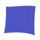 TRC90-150150-BL Τραπεζομάντηλο από ύφασμα 90gr/m2, 150x150cm, σκούρο μπλε ριγέ