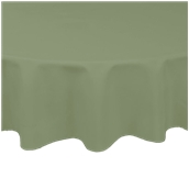 TCA145-R150-GN Τραπεζομάντηλο από αδιάβροχο, αλέκιαστο ύφασμα, 145gr/m2, φ150cm, πράσινο
