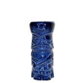 PIRATE-44/BL Κούπα Tiki 44cl, φ7.3x17cm, μπλε, Πορσελάνης, Ελληνικής κατασκευής