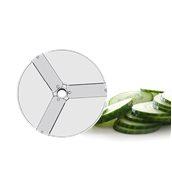 280102 Δίσκος ανοξείδωτος κοπής σε φέτες πάχους 2mm, HENDI