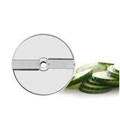 280201 Δίσκος ανοξείδωτος κοπής σε φέτες πάχους 6mm, HENDI